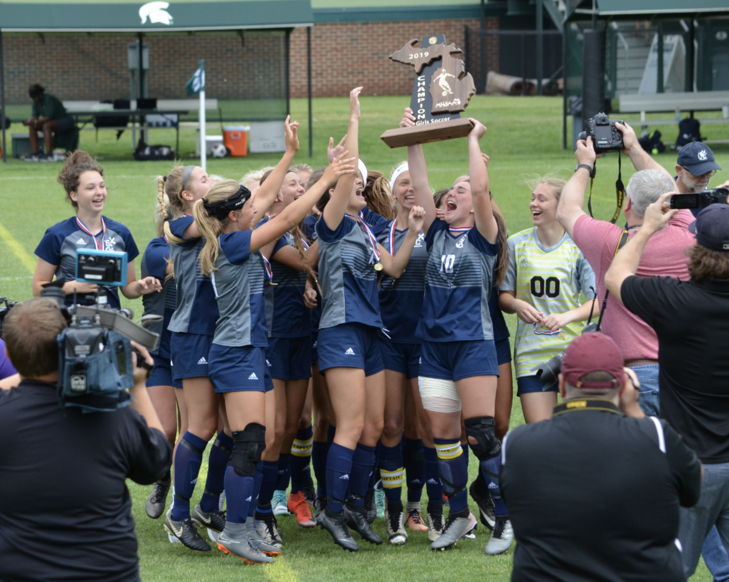 SAVE THE DATE:  Girls Soccer State Championship Banner Unveiling