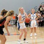 Girls Varsity Basketball falls to Byron Center 58 – 44