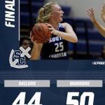 Girls Varsity Basketball falls to Holland Christian 50 – 44
