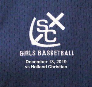 Varsity Girls Basketball vs Holland Christian – Dec 13, 2019