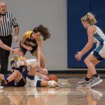 Varsity Girls Basketball vs. Caledonia - Photos