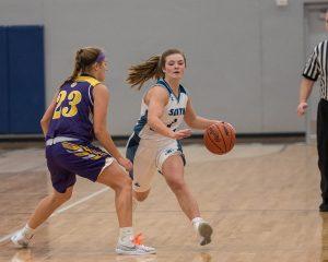 Varsity Girls Basketball vs. Caledonia – Photos