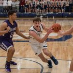 Boys Varsity Basketball falls to Wyoming 80 – 72