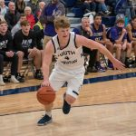 Boys Varsity Basketball falls to East Grand Rapids 57 – 50