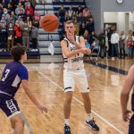 Boys Varsity Basketball falls to Forest Hills Eastern 70 – 65 in OT