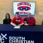 Engelberg signs with Concordia