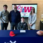 Bradman signs with IWU