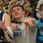 Boys Varsity Basketball vs. Wyoming - Photos