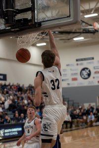 Boys Varsity Basketball vs. Wyoming – Photos