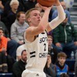 Boys Varsity Basketball falls to Wyoming 72 – 63