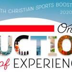 NEW – Sports Boosters Online Experience Auction!