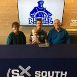 Faber signs with Bethel
