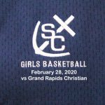 Varsity Girls Basketball vs GR Christian - February 28, 2020