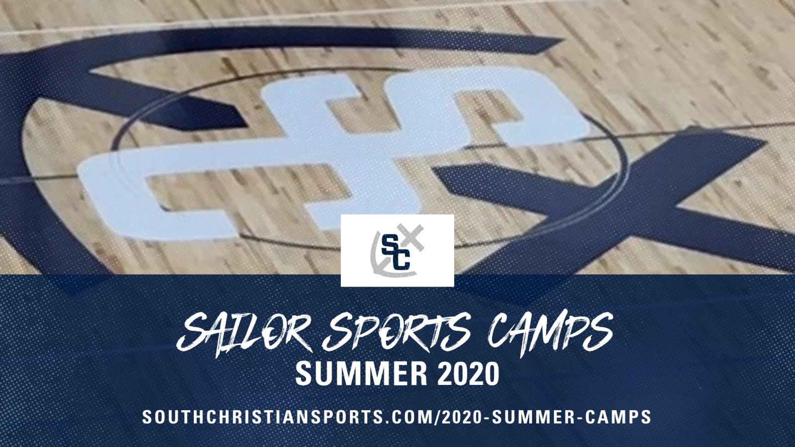 Sailor Sports Camps – Summer 2020