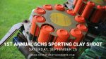 1st Annual SCHS Sporting Clay Shoot- September 26
