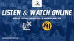 Live Streaming Varsity Football @ Kenowa Hills on Friday 7pm