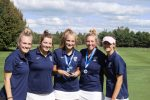 Girls Varsity Golf 2nd place at the Wildcat Invite