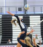 Girls Varsity Volleyball falls to Forest Hills Eastern 3 – 1