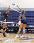 Girls Varsity Volleyball beats Ottawa Hills 3 – 0
