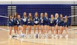 Girls Varsity Volleyball falls to Byron Center 2 – 0