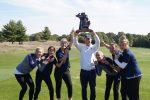 Regional Champs!!!   Nice job Girls Golf team!