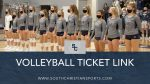 Ticket Link for Volleyball District Quarterfinal