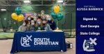 SC Softball Player Alyssa Barbrick Signs NLI