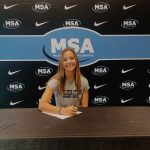 Chloe Dood Signs NLI to Cornerstone Women's Soccer Program