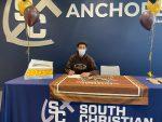 Elliott Grashuis Signs to Western Michigan University