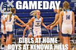 Basketball Takes on Kenowa Hills Tonight