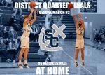 Boys Varsity Basketball Opens Up District Play Tonight