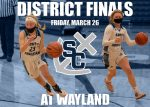 Girls Basketball Takes On Wayland Tonight For District Championship