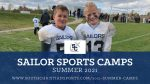 Sailor Summer Sports Camps- SIGN UP NOW