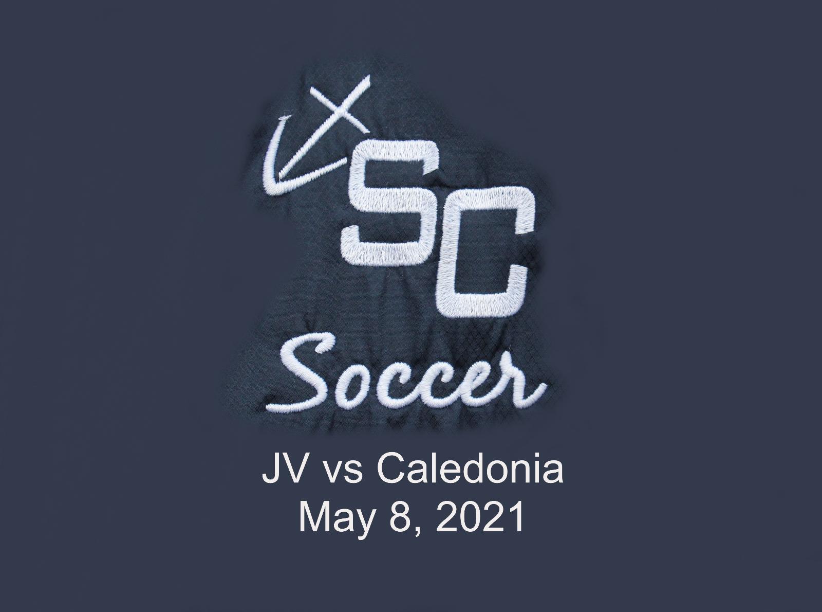JV Girls Soccer vs Caledonia – May 8, 2021