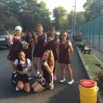 Raider Girls Tennis WIns Opening Match