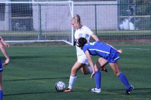 Girl's Soccer Nutley  vs. Millburn