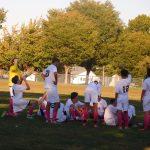 Nutley High School Boys Junior Varsity Soccer beat Verona High School 3-1