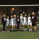Nutley High School Girls Varsity Soccer beat Bloomfield High School 7-0