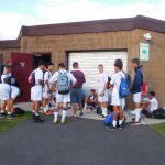 Nutley High School Boys Junior Varsity Soccer beat Newark Academy 2-1