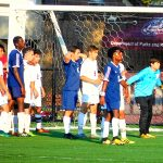 Nutley High School Boys Junior Varsity Soccer falls to West Orange High School 2-1