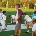 Nutley High School Boys Junior Varsity Soccer falls to Verona High School 3-2
