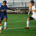 Nutley High School Boys Junior Varsity Soccer ties West Caldwell Tech High School 0-0