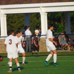 Nutley High School Boys Junior Varsity Soccer falls to Seton Hall Preparatory 5-0
