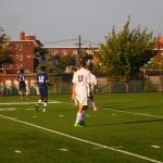 Nutley High School Boys Junior Varsity Soccer falls to Pequannock Township High School 2-1