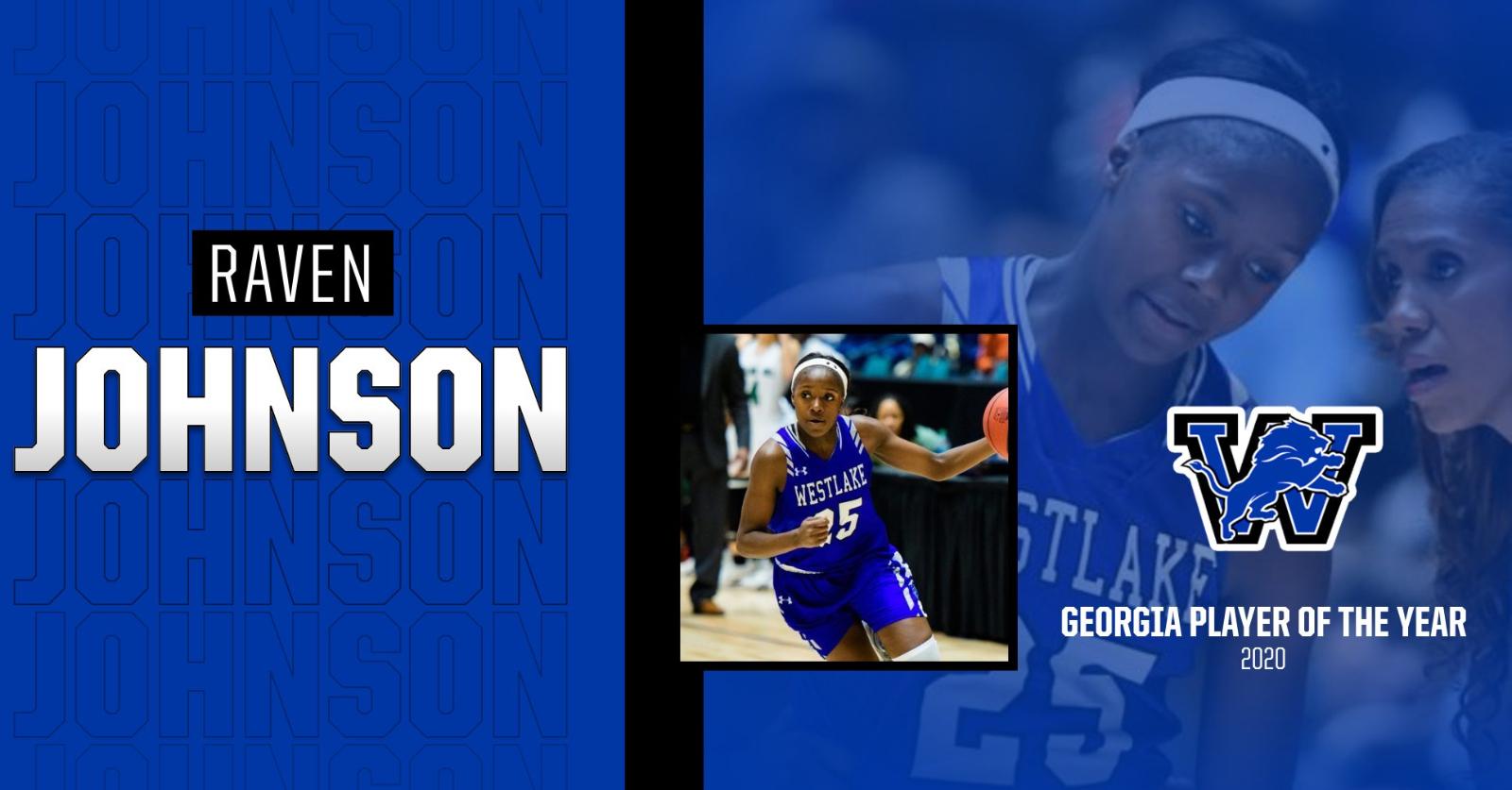 Raven Johnson – GA POY