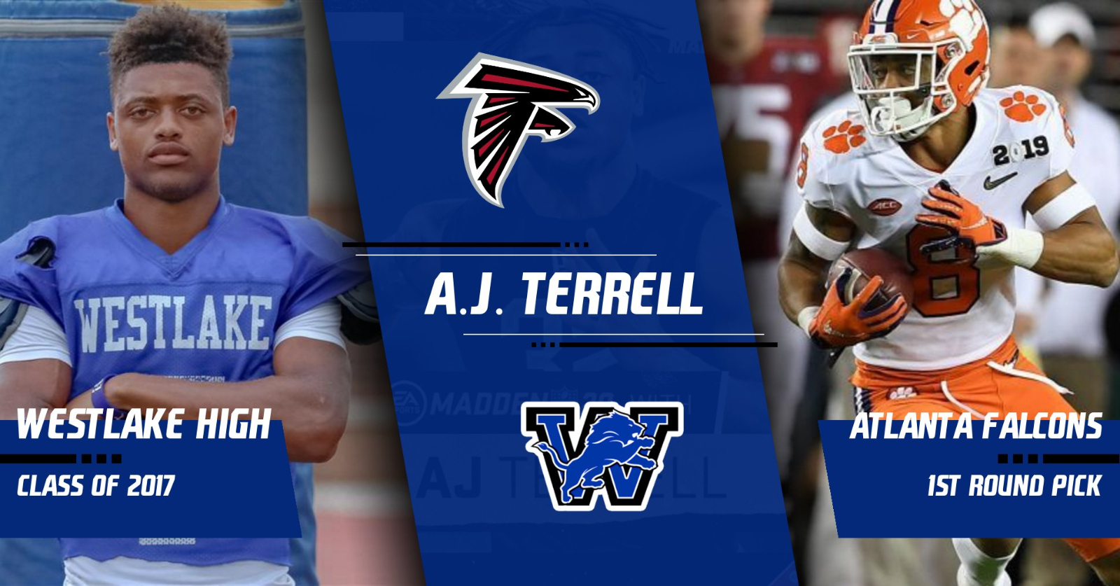 A.J. Terrell – Coming Home