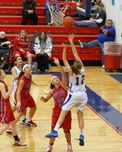 Varisty Girls Basketball