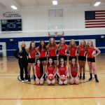 Middle School 8th Grade Volleyball