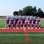 Middle School Cheer 2017