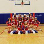 Varsity Cheer 2017-2018